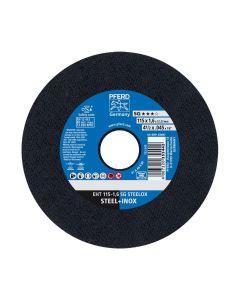 DISCO DE CORTE METAL INOXIDABLE 4.1/2 - 1.6MM SG (CAJA 25 UDS.) PFERD