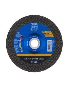 """DISCO DE CORTE METAL 7"""" - 3.0MM PSF (CAJA 25 UDS.) PFERD"""