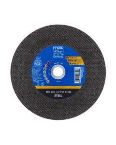 """DISCO DE CORTE METAL 9"""" - 3.0MM PSF (CAJA 25 UDS.) PFERD"""