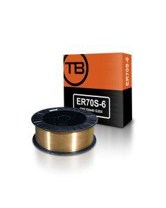 SOLDADURA MIG CARBONO 70S-6 0.8MM (15KG.) TB
